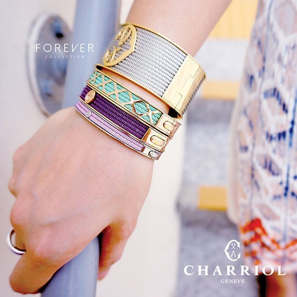 Bangle Forever Colors Plum