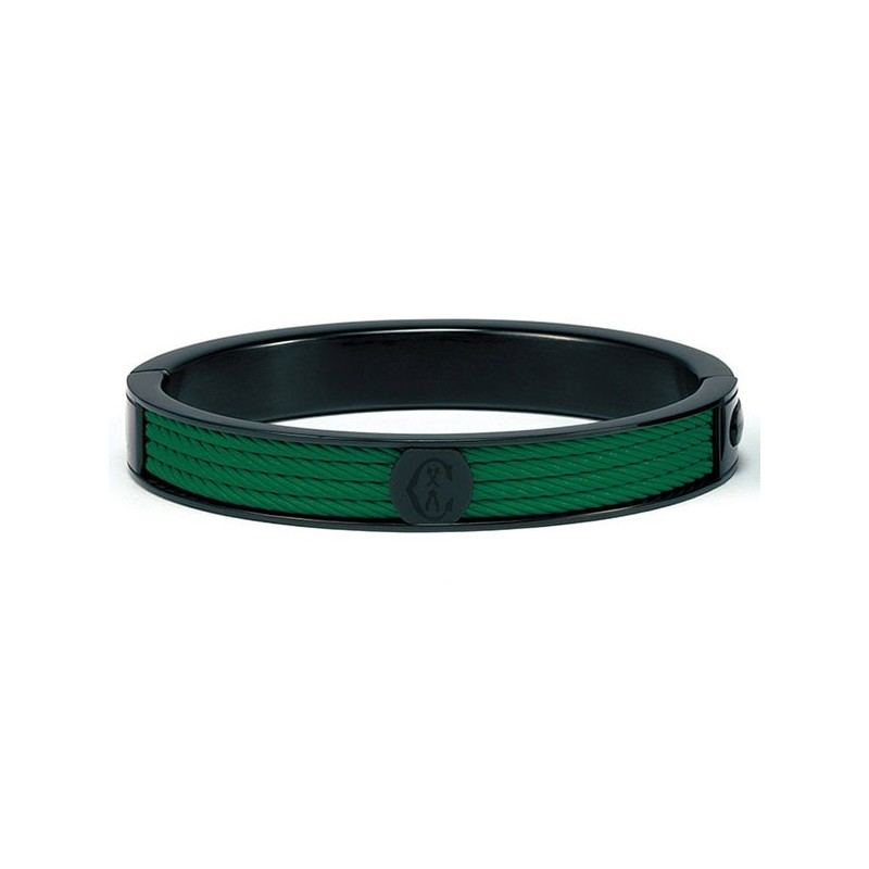Bangle Forever Colors Forest Green - Charriol