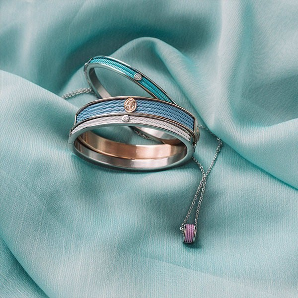 Bangle Forever Colors Snow White