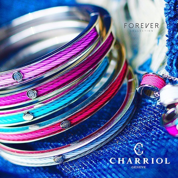 Bangle Forever Colors Purple Haze