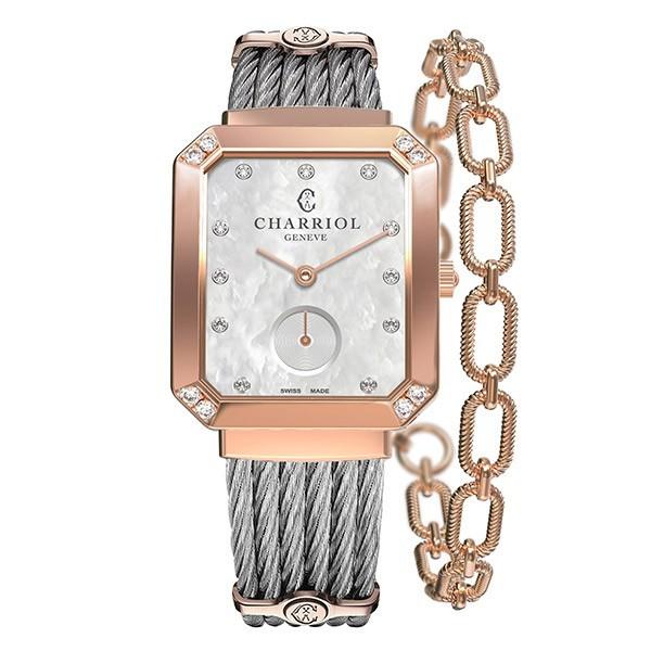 St-Tropez Mansart watch