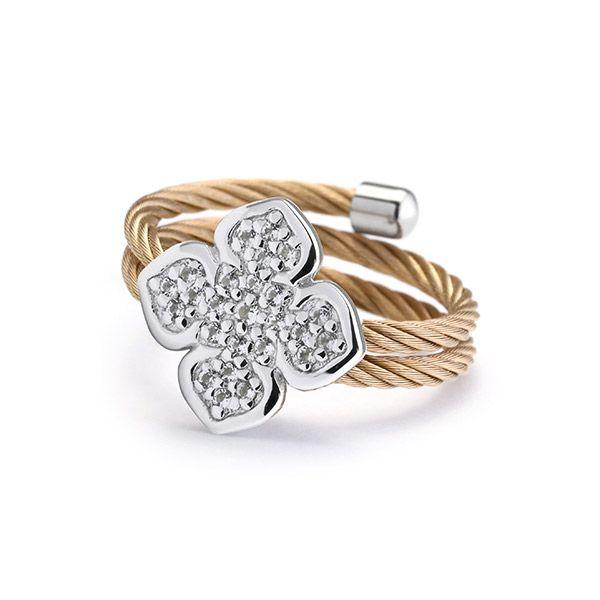 Ring La Fleur