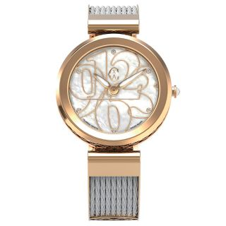 Forever Mixed Numerals watch 32mm