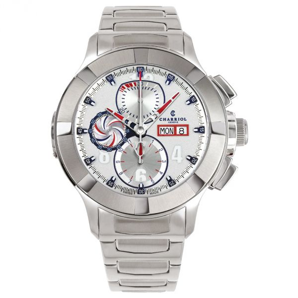 Gran Celtica automatic Swiss movement Chronograph 46mm watch