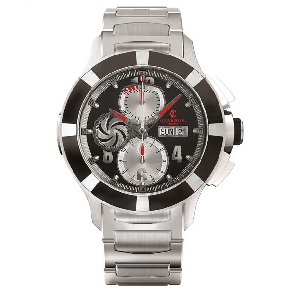 Gran Celtica automatic chronograph 46mm