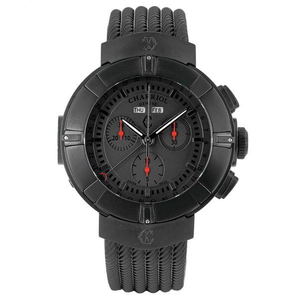 Celtica Stealth watch 44mm