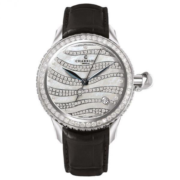 Colvmbvs Diamond Waves watch 36mm