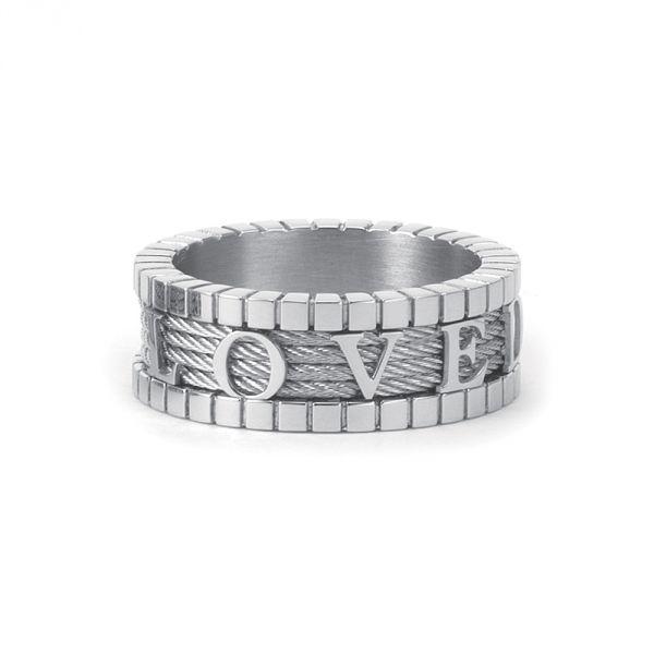 Ring Forever Loved