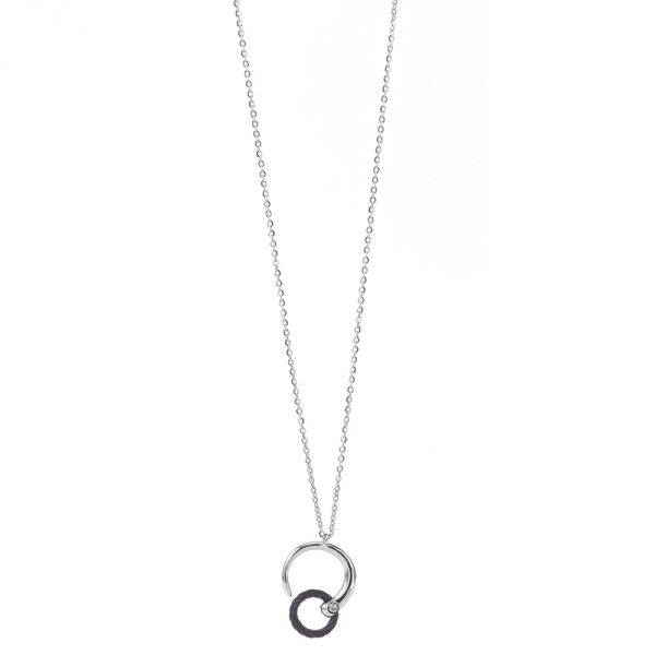 Necklace Infinity Zen