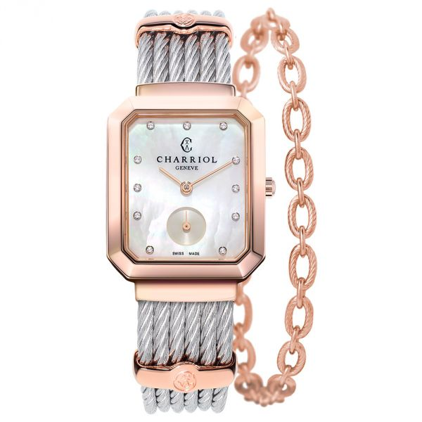 St-Tropez Mansart watch