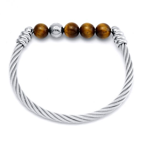 Calypso Tiger Eye bangle