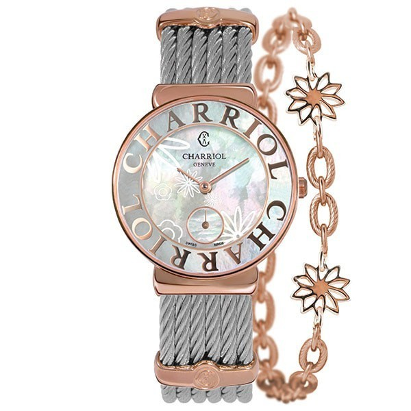 St-Tropez Flower watch 30mm