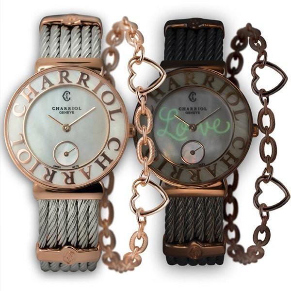 St-Tropez Love watch 30mm