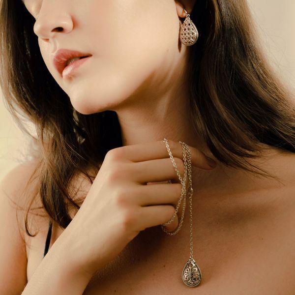 Earrings Crown