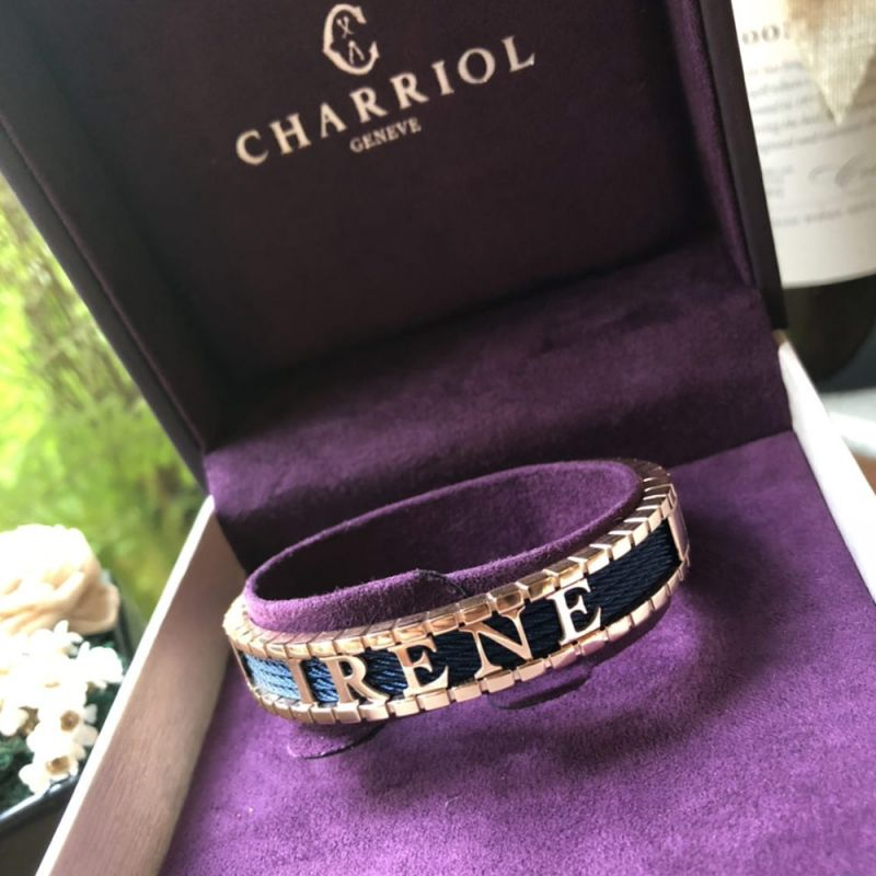 Charriol Personalized Bangle