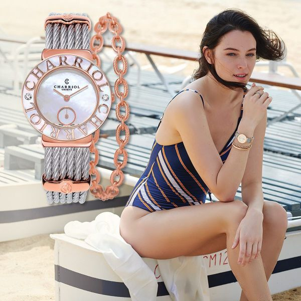 St-Tropez watch 30mm