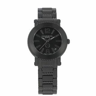 Parisii All-Black watch 33mm