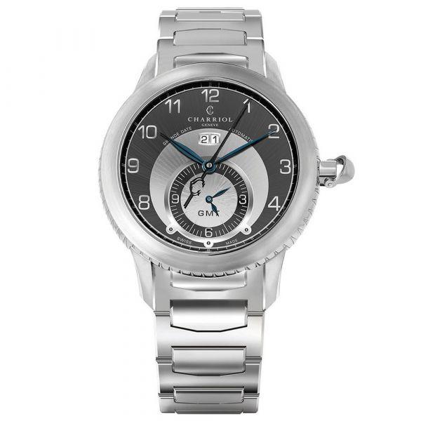 Grande Date GMT watch 46mm