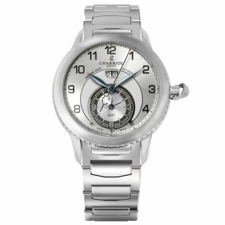 Grande Date GMT watch 46mm