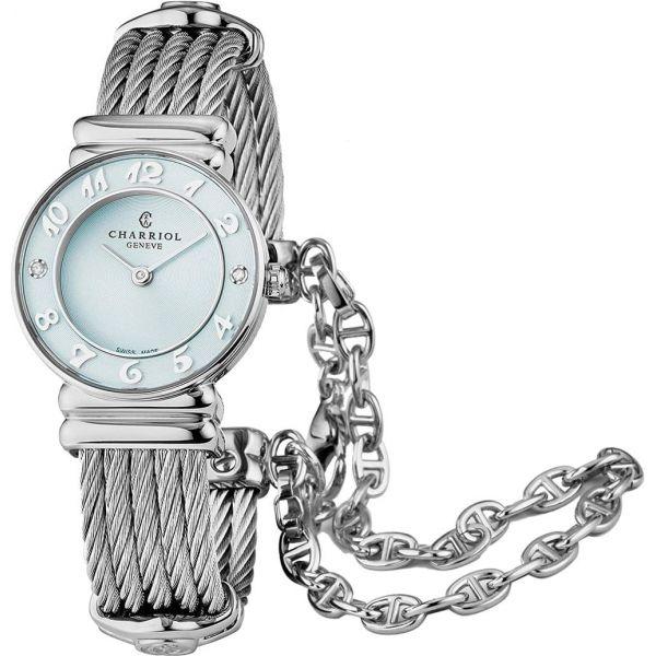 St-Tropez watch 24.5mm Azure