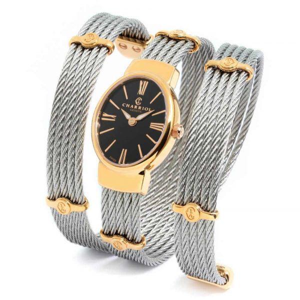 Twist watch