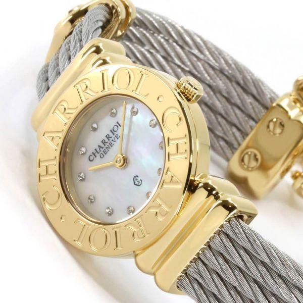 Charriol-bracelet-bangle-cable-celtic-04-91-171