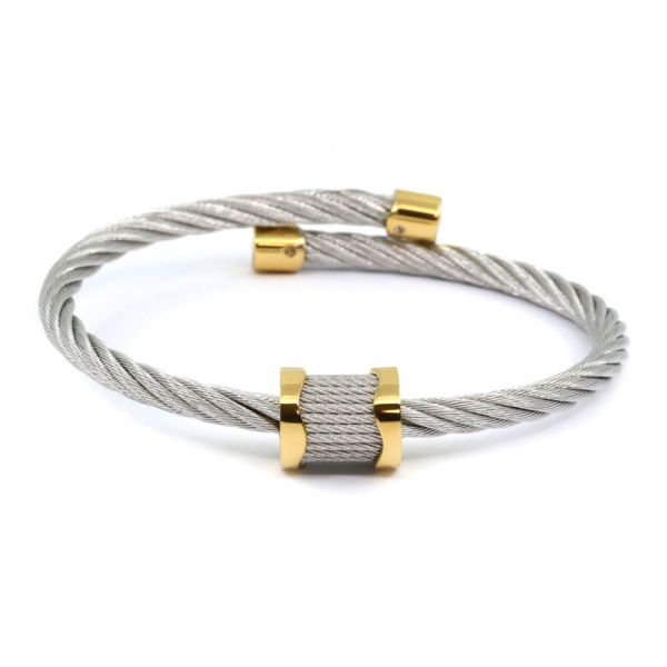 Bangle Forever Waves Charms
