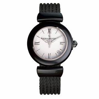Lady watch - Black Ceramic