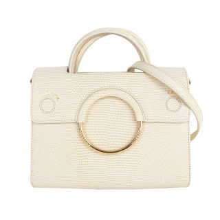 Handle Bag - Beige