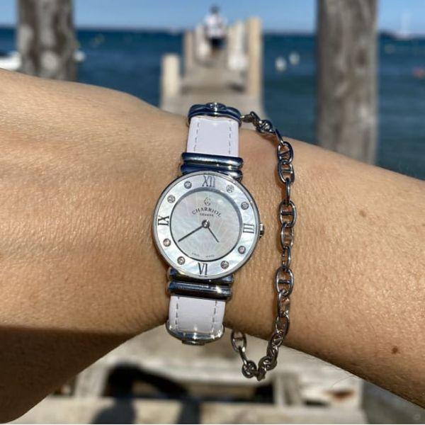 St-Tropez watch 25mm