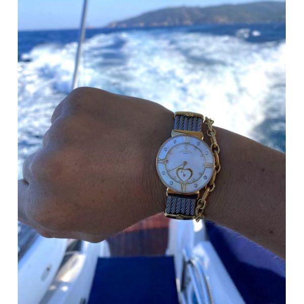 St-Tropez Heart watch 30mm