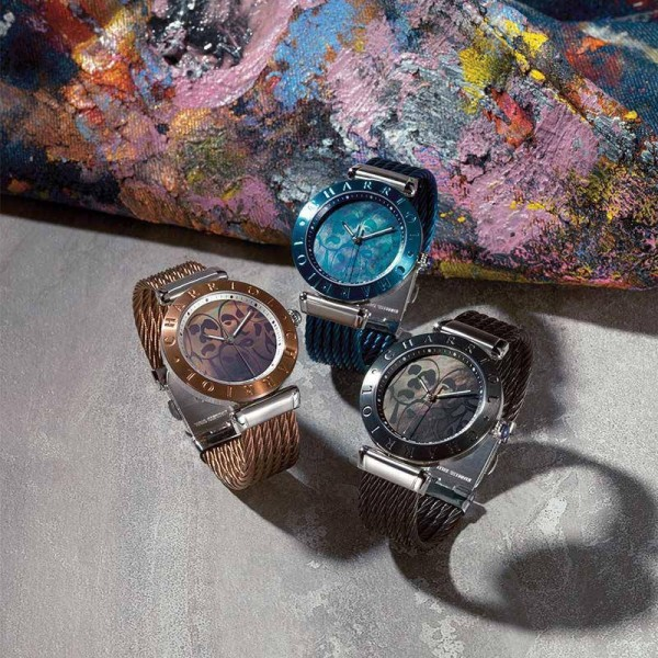 Alexandre C watch Art Edition automatic 40mm