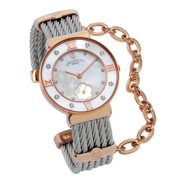 St-Tropez Hibiscus watch 30mm