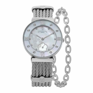 St-Tropez Hibiscus watch 30mm