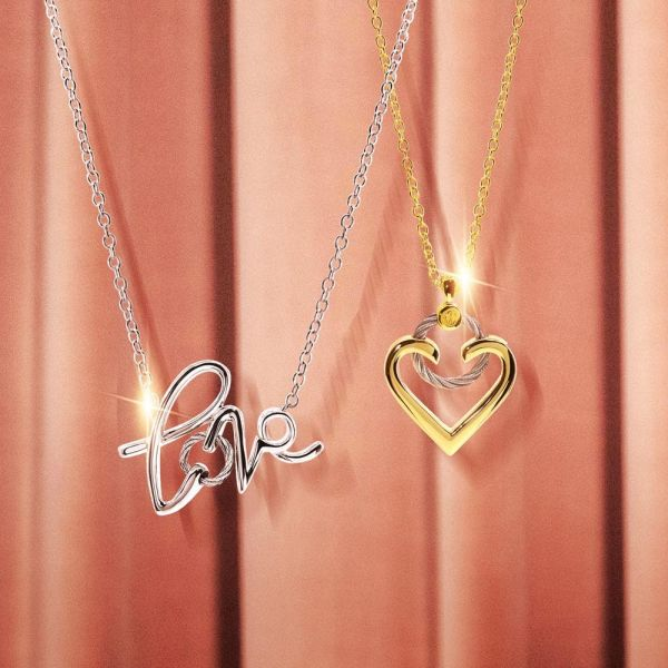 Necklace Love