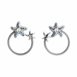 Earrings Star of the Sea