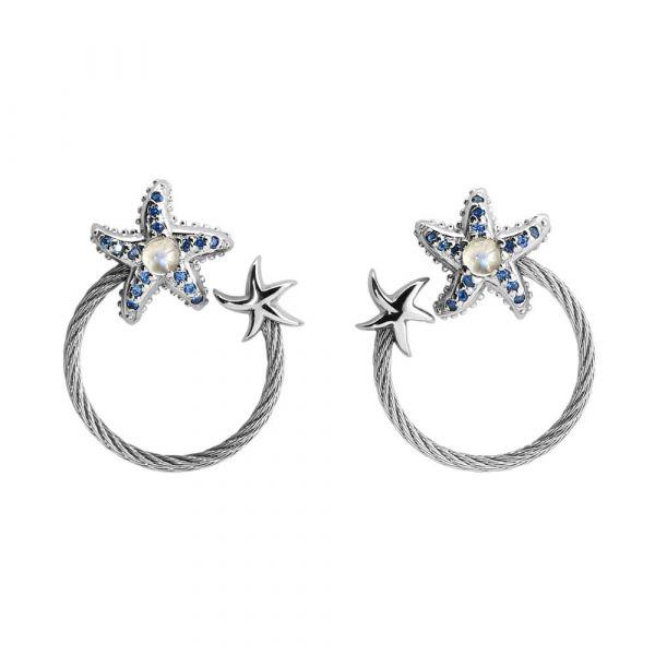 Earrings Star of the Sea