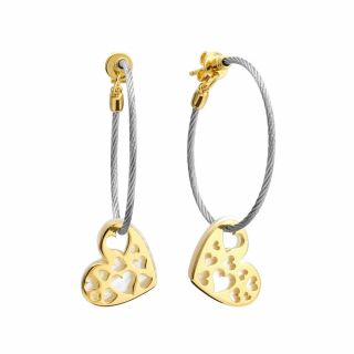 Earrings Universal Love