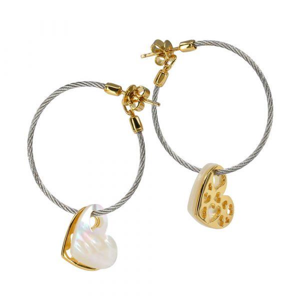 Earrings Universal Love