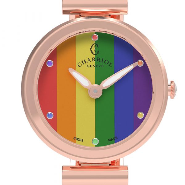 Forever Rainbow watch