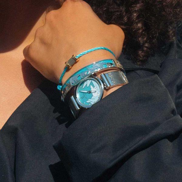Bracelet Forever Waves Charms
