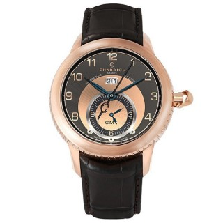 Colvmbvs Grande Date GMT Rose Gold watch