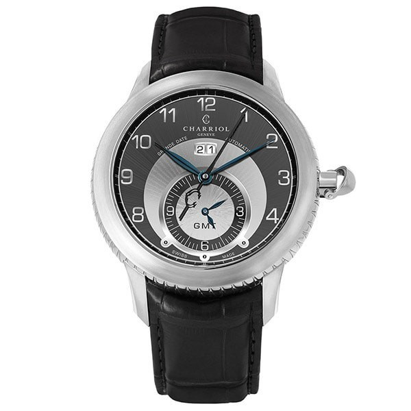 Colvmbvs Grande Date GMT watch 46mm