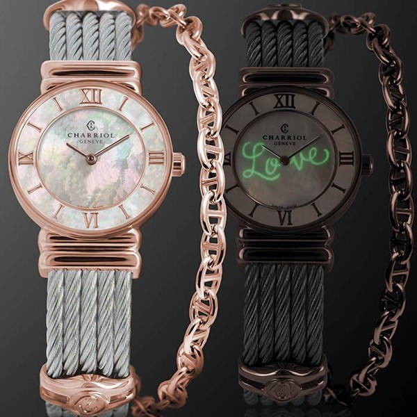 St-Tropez Love watch 24.5mm